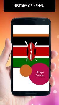 History Of Kenya poster