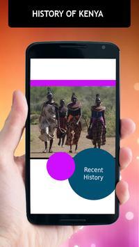 History Of Kenya apk screenshot