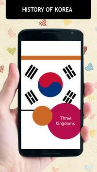 History Of Korea poster
