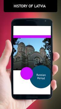 History Of Latvia apk screenshot