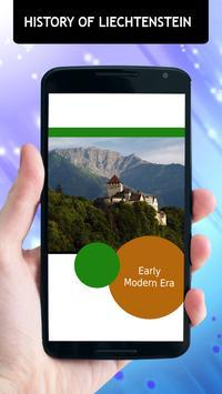 History Of Liechtenstein apk screenshot