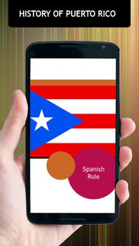 History Of Puerto Rico poster
