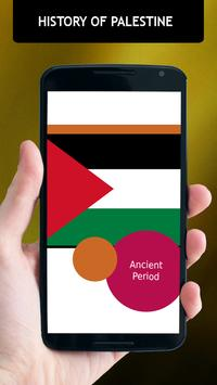 History Of Palestine poster