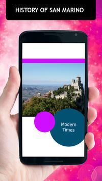 History Of San Marino apk screenshot