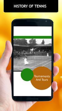 History Of Tennis screenshot 1