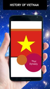 History Of Vietnam poster