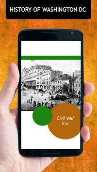 History Of Washington DC screenshot 1