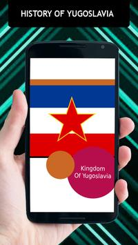 History Of Yugoslavia apk screenshot