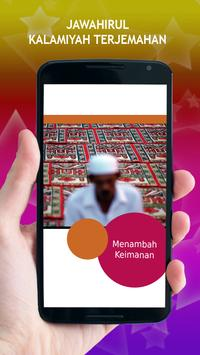 Jawahirul Kalamiyah Terjemahan poster