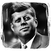 John F Kennedy Biography icon