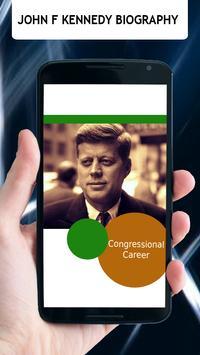 John F Kennedy Biography screenshot 1