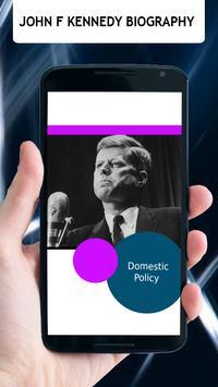 John F Kennedy Biography screenshot 2