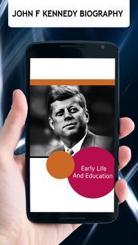 John F Kennedy Biography screenshot 3