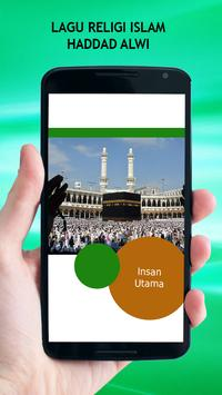 Lagu Religi Islam Haddad Alwi apk screenshot