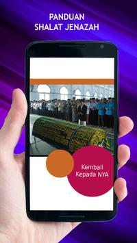 Panduan Shalat Jenazah poster
