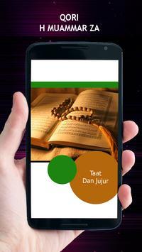 Qori H Muammar ZA apk screenshot
