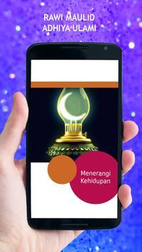 Rawi Maulid Adhiya Ulami screenshot 3