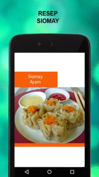 Resep Siomay poster