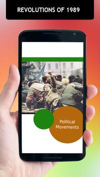 Revolutions Of 1989 History apk screenshot