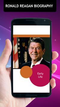 Ronald Reagan Biography poster