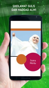 Sholawat Sulis Dan Haddad Alwi poster
