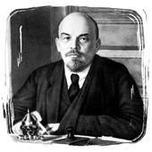 Vladimir Lenin Biography icon
