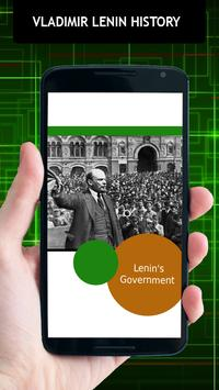 Vladimir Lenin Biography apk screenshot
