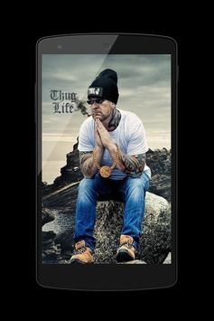 Thug Life Photo Maker apk screenshot