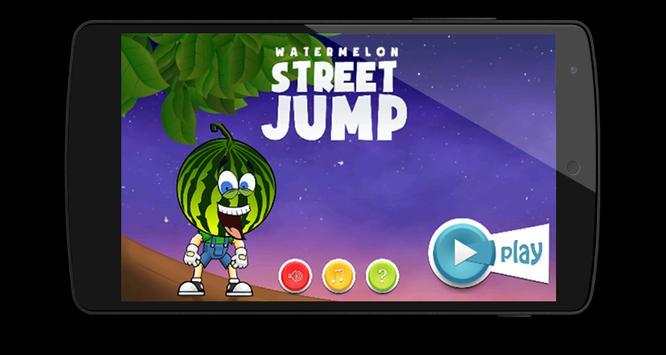 Street Jump poster