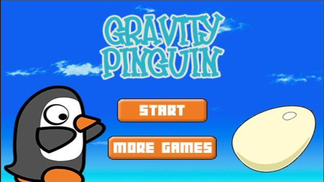 Gravity Pinguin poster