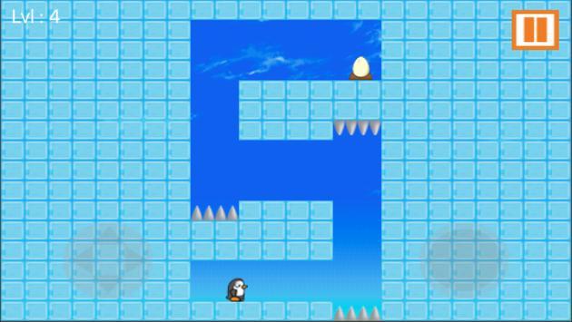 Gravity Pinguin apk screenshot