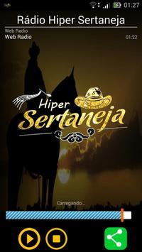Rádio Hiper Sertaneja poster