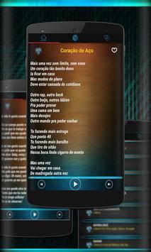 Hungria Hip Hop 2018 Mp3 Mais Música Tocadas Letra apk screenshot