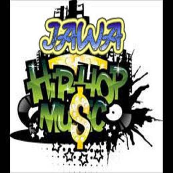 hip hop jawa mp3 captura de pantalla de la apk