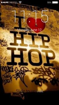 Hip Hop HD Lock Screen screenshot 7