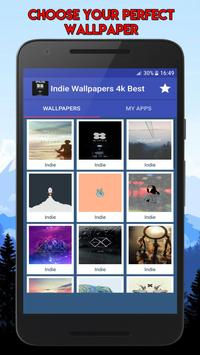 Indie Wallpapers 4k Best poster
