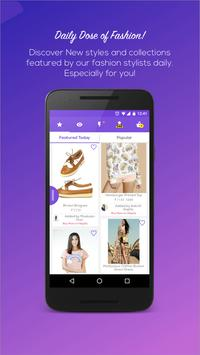 Hippily : Fashion Shopping App poster