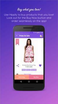 Hippily : Fashion Shopping App apk screenshot