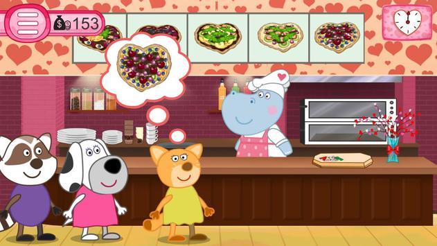Juegos de cocina: Café de San Valentín para niñas for Android - APK ...
