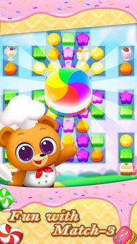 Sweet Mania – Match 3 Game for Free poster