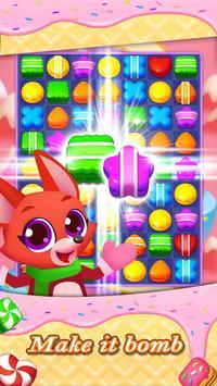 Sweet Mania – Match 3 Game for Free screenshot 1