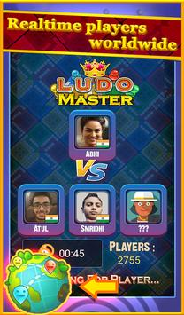 Ludo Master تصوير الشاشة 8