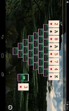 Wild Tripeaks Lite screenshot 10
