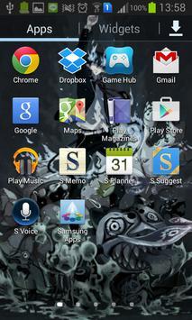 BLUE ANIME EXORCIST WALLPAPERS screenshot 2