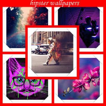 hipster wallpapers apk screenshot
