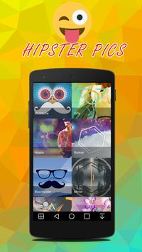 Hipster Wallpaper HD poster