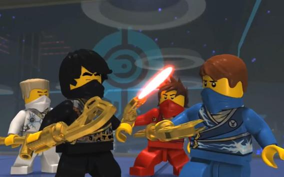 Guide LEGO Ninjago REBOOTED poster