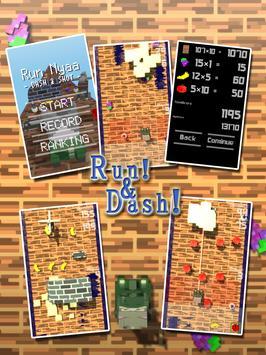 RunNyar - Dash & Shot - apk screenshot