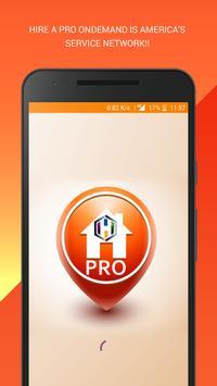 Hire A Pro Provider poster