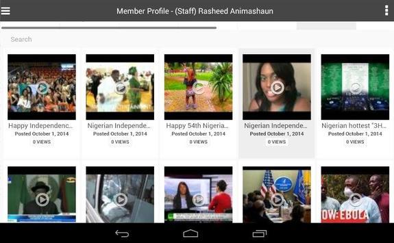 Africa's Network apk screenshot